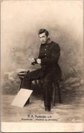 Russia Imperial Tsarist 1900s Ryzhov Month Village Belyaev Theater Actor - Theatre