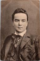 Russia Imperial Tsarist 1910s Olenin Theater Actor - Theatre