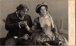 Russia 1910s Gribunin Muratova Month Village Moscow Art Theater Actress Actor - Theatre