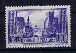France: Yv 261C  MH/*  1929 - Used Stamps