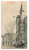 05- 2021 - PYRENEES ORIENTALES - 66 - BAGES - Un Coin De La Place Et La Tour - Altri Comuni