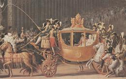 Garnier - Entrée De Napoléon 1er Et De Marie-Louise Aux Tuileries (Ed. Lapina) - Pittura & Quadri