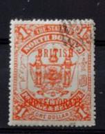 Bornéo Du Nord - Protectorat Britannique - Annulé D'office - British Indian Ocean Territory (BIOT)