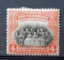 Bornéo Du Nord - Protectorat Britannique - Série Courante - British Indian Ocean Territory (BIOT)