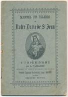 Poperinge / Handleiding Voor De Bedevaarder Van De Notre-Dame De St. Jean / L. Vanhaecke / 1904 / Volledig / Pp. 31 - Antique