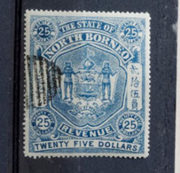 Bornéo Du Nord - Etat- Timbres Fiscaux-postaux - British Indian Ocean Territory (BIOT)