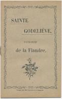 Gistel / Kleine Publicatie I.v.m. De H. Godelieve / Abbé R. Hoornaert / 1924 / Volledig En In Perfecte Staat / Pp. 11 - Antique