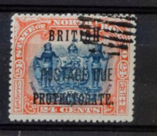 Bornéo Du Nord - Protctorat Britannique - Timbres Taxes - Annulé D'office - British Indian Ocean Territory (BIOT)