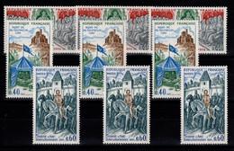 YV 1577 à 1579 N** Complete En 3 Series - Nuevos