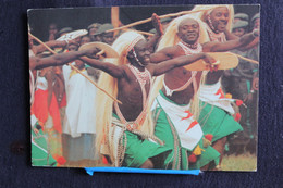 Z 254 - Rwanda - 1000 Merveilles Au Pays Des 1000 Collines - Danseurs - Intore - Pas Circulé - Ruanda-Urundi
