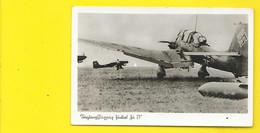 Carte Photo Avion Allemand WW2 (Trinks & Co) - 1939-1945: 2nd War