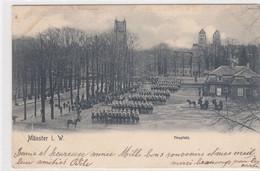 (181)  CPA  Munster  Neuplatz  ( Bon état ) - Unclassified