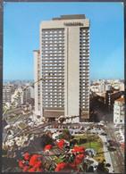 LISBOA PORTUGAL SHERATON HOTEL PICTURE PHOTO POSTCARD CARTOLINA CARD ADVERTISING AD - Unclassified