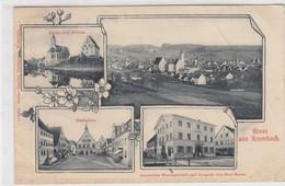 (181)  CPA  Krumbach  ( Bon état ) - Krumbach