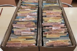Environs 1200 CPSM GF - France Et Etranger - 500 Postales Min.