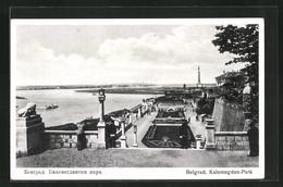 AK Belgrad, Kalemegdan-Park - Serbia
