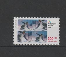 Germany 1998 Nagano Olympic Games Paralympics MNH/** (M6) - Inverno1998: Nagano