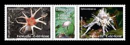 New Caledonia 2021 Mih. 1806/07 Flora. Mushrooms Of New Caledonia MNH ** - Neufs
