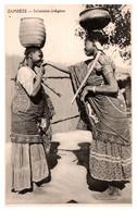 Mozambique - Zambèze - Salutation Indigène - Mozambique