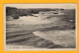 Belle Ile En Mer Effet De Vagues à Port-Donnant        Edt   Artaud   N° 101 - Belle Ile En Mer