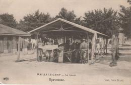 CPFM CAMP De MALLY Troupes Russes En France Tresor Et Postes 166 - WW I