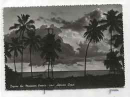 Afrique. Before The Monsoon Breaks. East African Coast. Kenya Uganda Tanganyika. Vers 1960 - Kenya