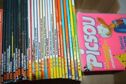 Lot De 28 PICSOU Magazine - Voir Détail - Picsou Magazine