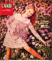 ONS LAND N° 15 AVRIL 1968 - FRANCOISE HARDY - Magazines & Newspapers