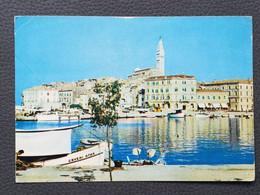 ROVINJ - CROATIA, Postcard Traveled 1960 (Lot2) - Croatia