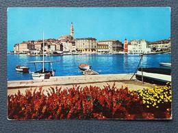 ROVINJ - CROATIA, Postcard Traveled 1964 (Lot2) - Croatia