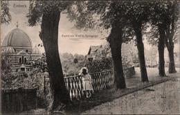 ! Alte Ansichtskarte Aus Einbeck, Synagoge, Synagogue, 1909, Verlag Georg Kugelmann, Hannover - Jodendom