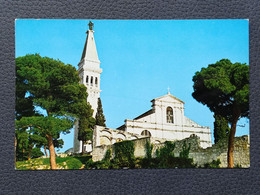 ROVINJ - CROATIA, Church St. Euphemia, Postcard 1970`s  (Lot2) - Croatia