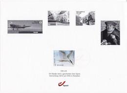 Voorverkoop /prevente 2/4 - 10/12/06/2016 Roeselaere - Postcards [1951-..]