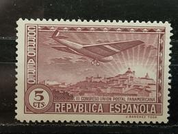 España. 1931. Congreso Unión Postal Panamericana. ** - Nuevos