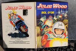 4848/Julie WOOD-Jean Graton-BOL D'OR-Circuit Paul Ricard - Autres Auteurs