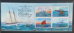 Isle Of Man MNH 2015 - Maritime History . Ships - Isla De Man
