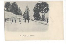 28063 -  Leysin Feydey La Patinoire - VD Vaud
