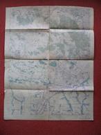 Carte Etat Major Région Saigon Cholon Ouest Hô Chi Minh Ville  Viet Nam Vietnam  INDOCHINE Lieutenant Vaziaga - Documenti