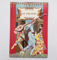 Mon Univers Le Théâtre, Librairie Armand Collin, Galus, Bernard Kagane, 1959 - Livres Dédicacés