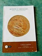 Numismatica - Monete E Medaglie Per Collezione - Crippa Milano 1972 - Collections