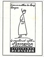 Cioccolato Perugina.  Advertising  1934 - Sin Clasificación