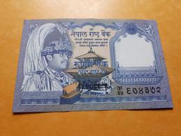 NEPAL 1 RUPEE 1993-1999 BILLET NEUF - Nepal