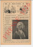4 Vues Dupleix (Le Conquérant Des Indes Né à Landrecies) Et La Princesse Jeanne  249/10 - Unclassified
