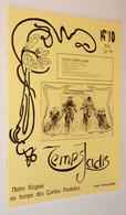 B0795[Tijdschrift] Temps Jadis : Notre Région Au Temps Des Cartes Postales No 10 1980 [vélodrome Ensival Verviers Spa] - België