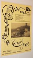 B0799[Tijdschrift] Temps Jadis : Notre Région Au Temps Des Cartes Postales No 16 1982 [Verviers Spa Hodimont Dison] - België