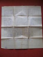 Carte THU DAU MOT Près De Hô Chi Minh Ville  Viet Nam Vietnam  INDOCHINE Années 40 's Nombreux Détails - Documents