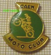 CAEN MOTO CLUB CROSS TRIAL  Dpt 14 CALVADOS - Motorfietsen