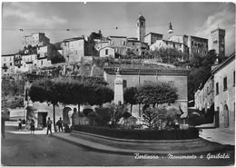 Bertinoro (Forlì-Cesena). Monumento A Garibaldi. - Forlì