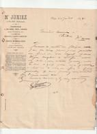 08-Mme Juniez..Noir Minéral, Végétal, Plombinage... Flize..(Ardennes)...1898 - Other