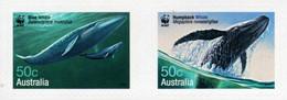 Australia - 2006 - Endangered Species - Whales - Mint Self-adhesive Stamp Set - Nuovi